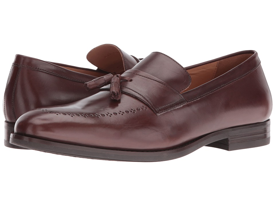 Geox MHAMPSTEAD6 Dark Brown Mens Shoes