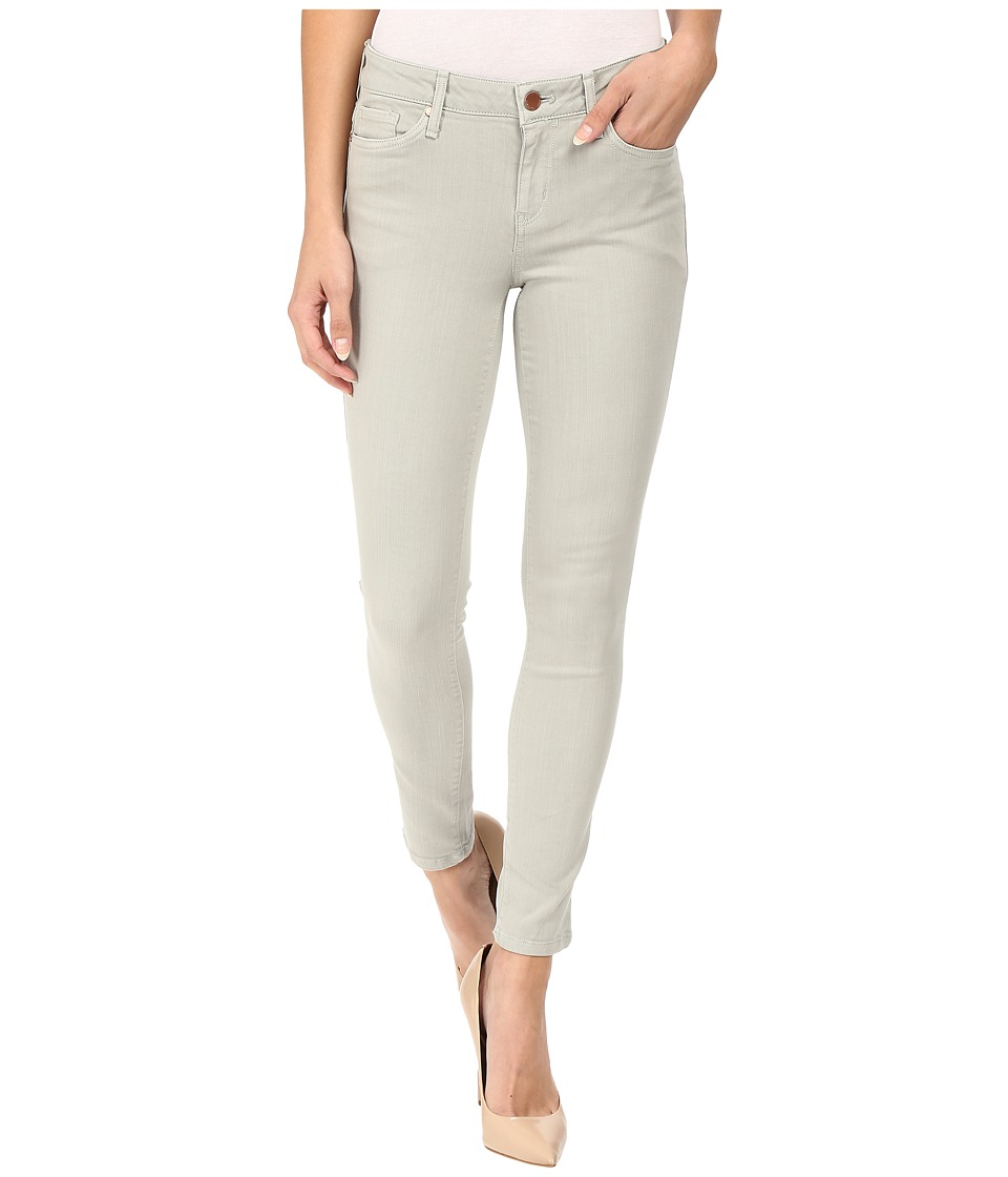 Calvin Klein Jeans Garment Dyed Ankle Skinny (Wrought Iron) Women