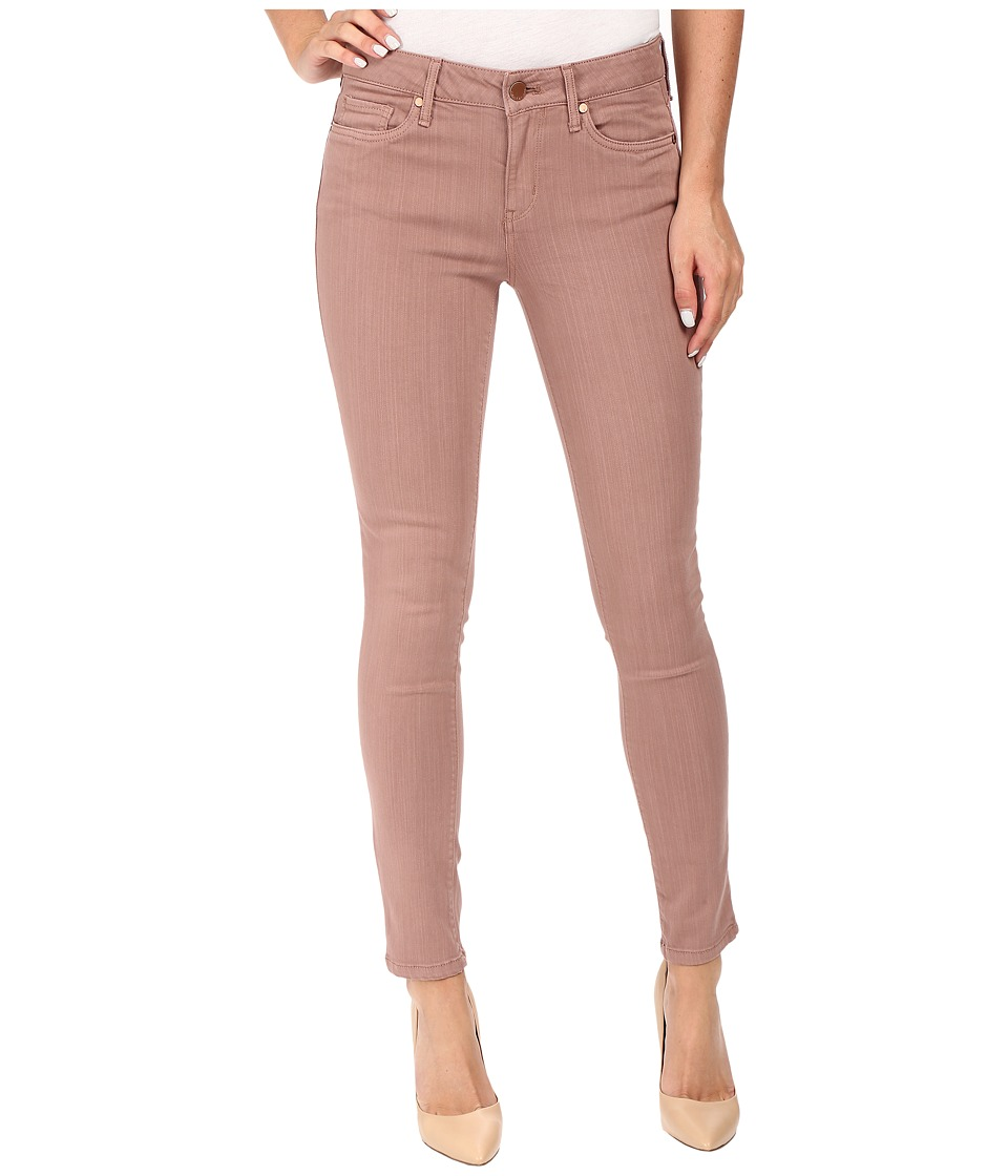 Calvin Klein Jeans - Garment Dyed Ankle Skinny (Burlwood) Women's Casual Pants
