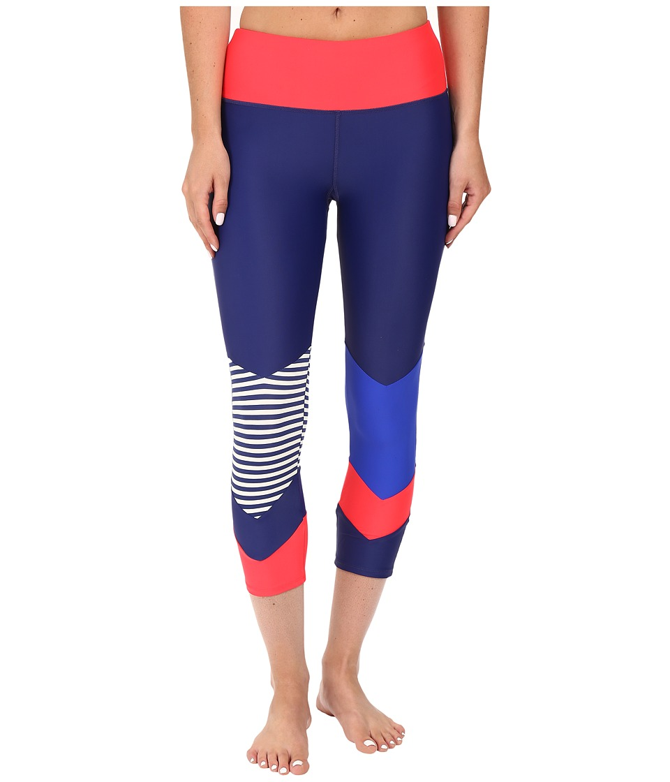 Body Glove - Victory Champ Surf Capris (Midnight) Women's Swimwear