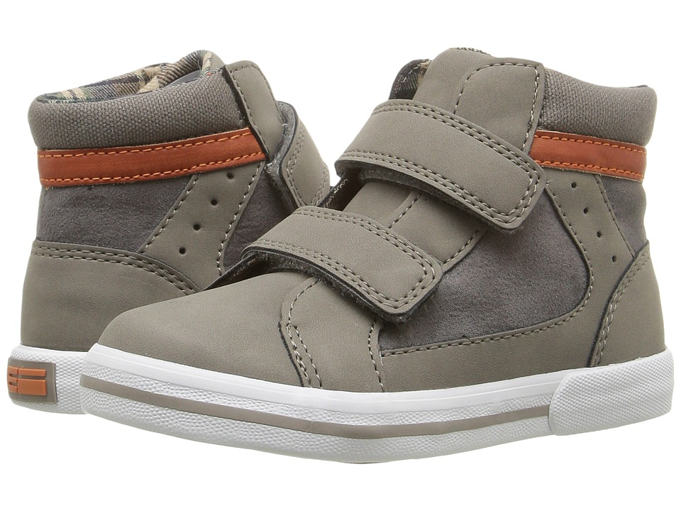 Elements by Nina Kids - Paulie (Toddler/Little Kid) (Grey) Boys Shoes