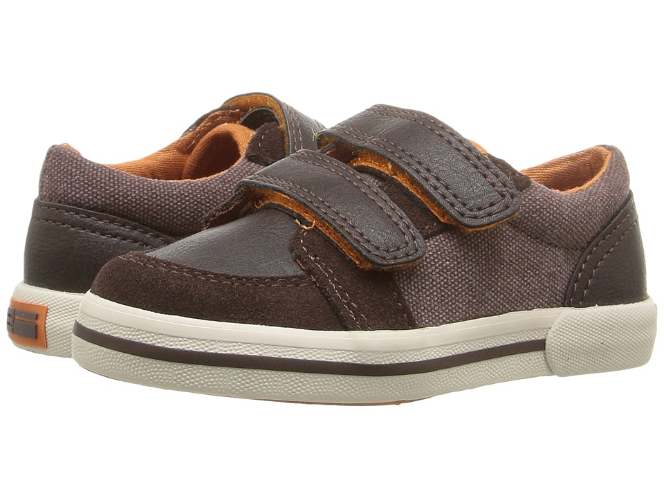 Elements by Nina Kids - Donald (Toddler/Little Kid) (Brown) Boy's Shoes