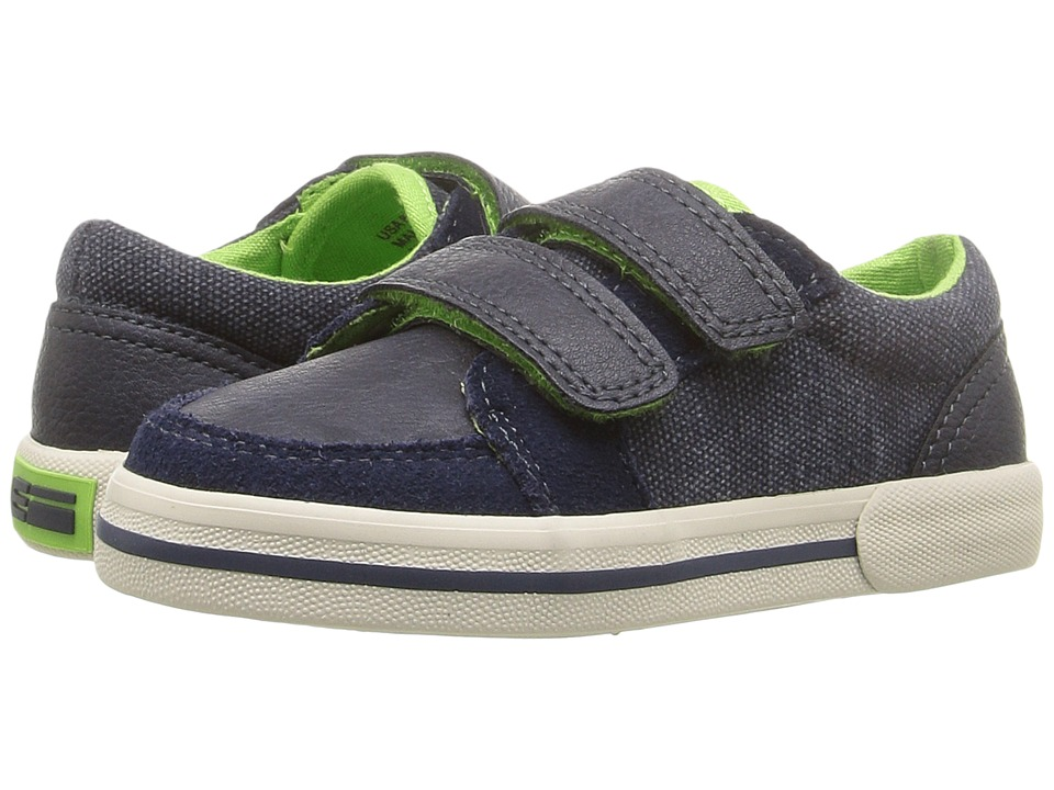Elements by Nina Kids - Donald (Toddler/Little Kid) (Navy) Boy's Shoes
