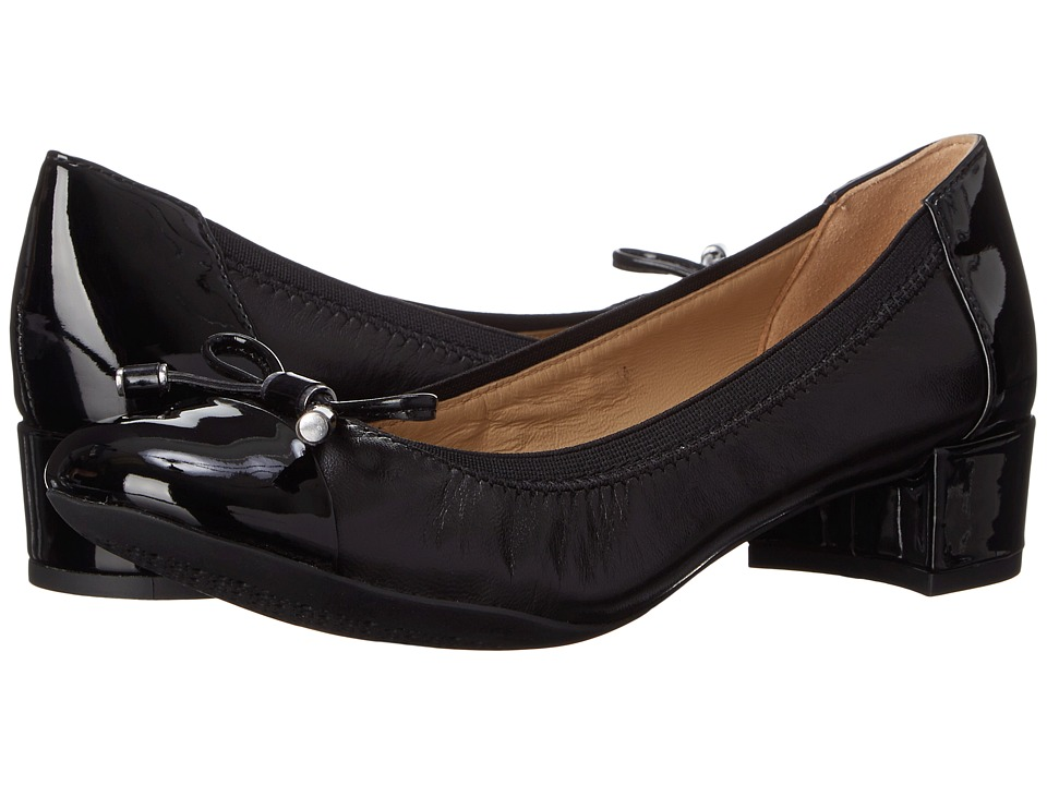 Geox - WCAREY15 (Black) Women's Shoes