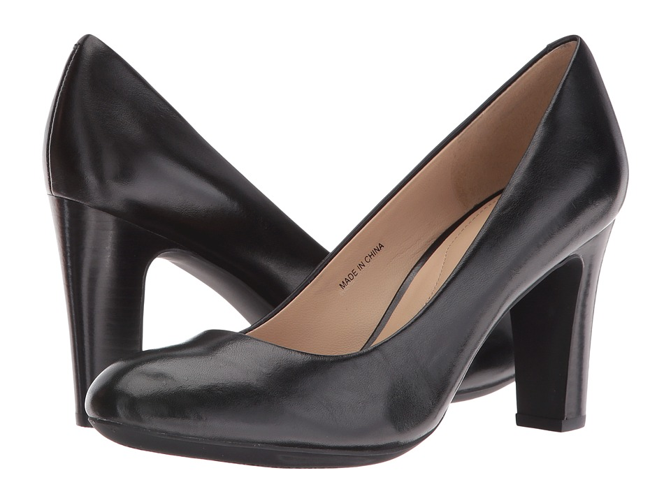 Geox - WNEWMARIELEH6 (Black) Women's Shoes