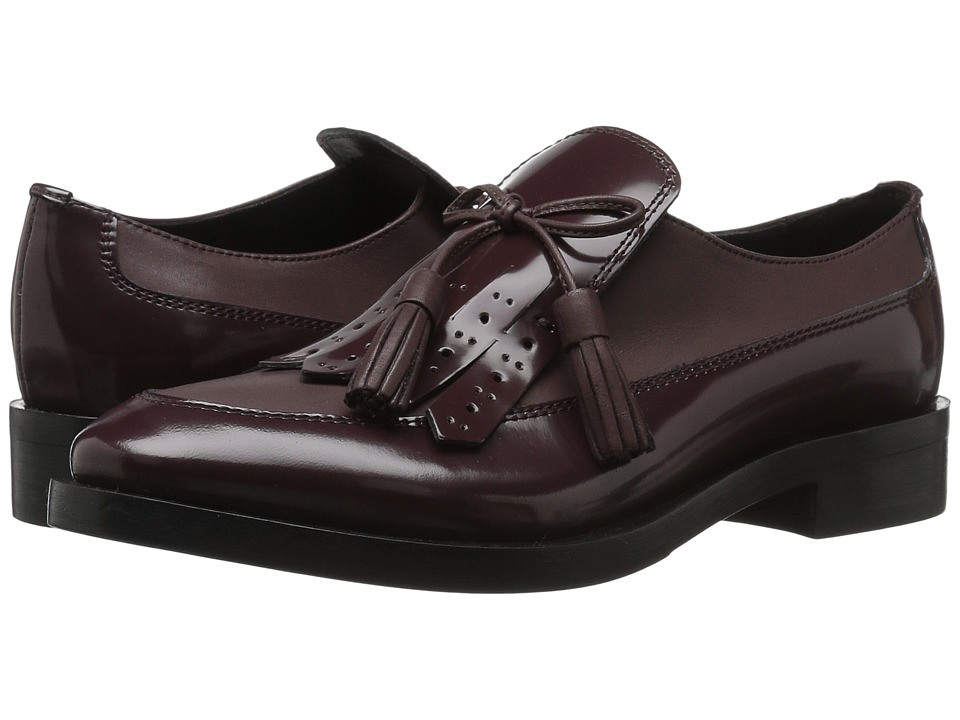 Geox - WBROGUE3 (Dark Burgundy) Women's Shoes