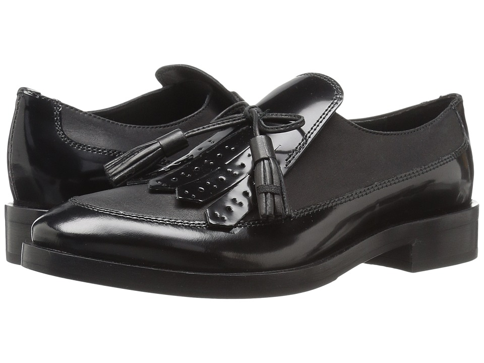 Geox - WBROGUE3 (Black) Women's Shoes