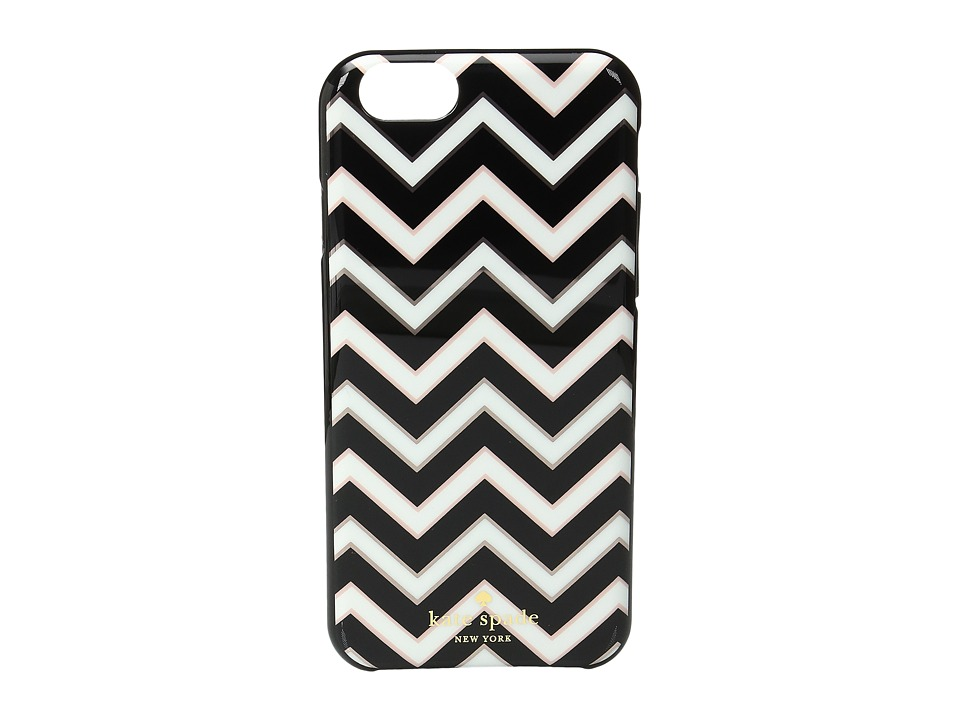 Kate Spade New York - Chevron Phone Case for iPhone 6 (Cream Multi) Cell Phone Case