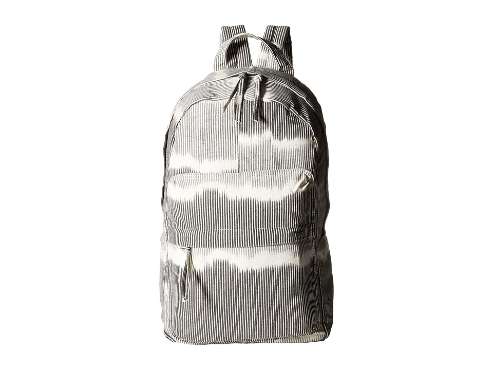 RVCA - Scout II Backpack (Grey) Backpack Bags