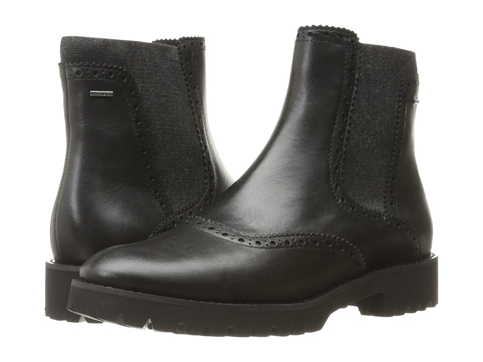 Geox WASHLEENABX3 (Black) Women
