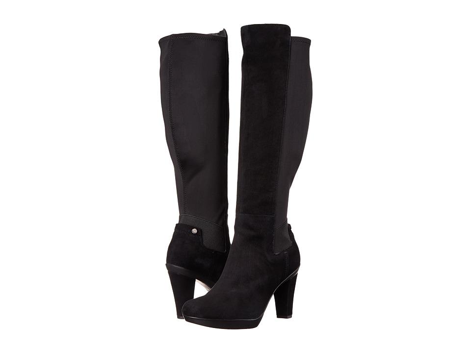 Geox - WINSPIRATIONSTIV18 (Black) Women's Shoes