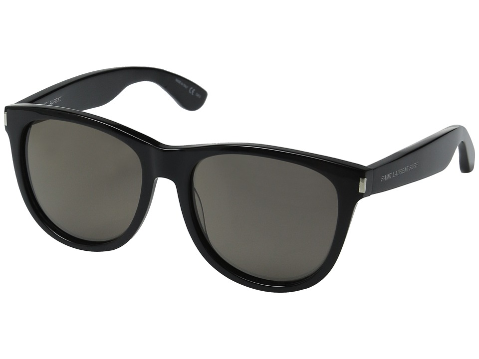 Saint Laurent - SL 101 (Black/Smoke Barberini) Fashion Sunglasses