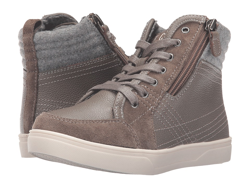 Kenneth Cole Reaction Kids - Think Fast (Little Kid/Big Kid) (Gray) Boy's Shoes