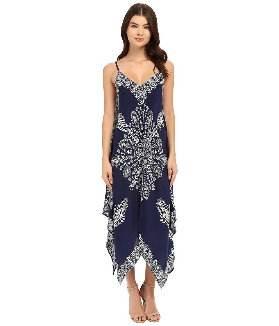 Tolani - Drew Dress (Navy) Women's Dress