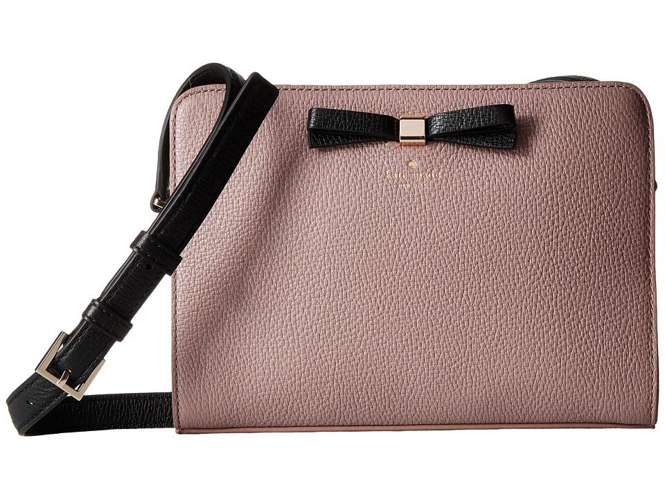 Kate Spade New York - Henderson Street Fannie (Porcini/Black) Handbags