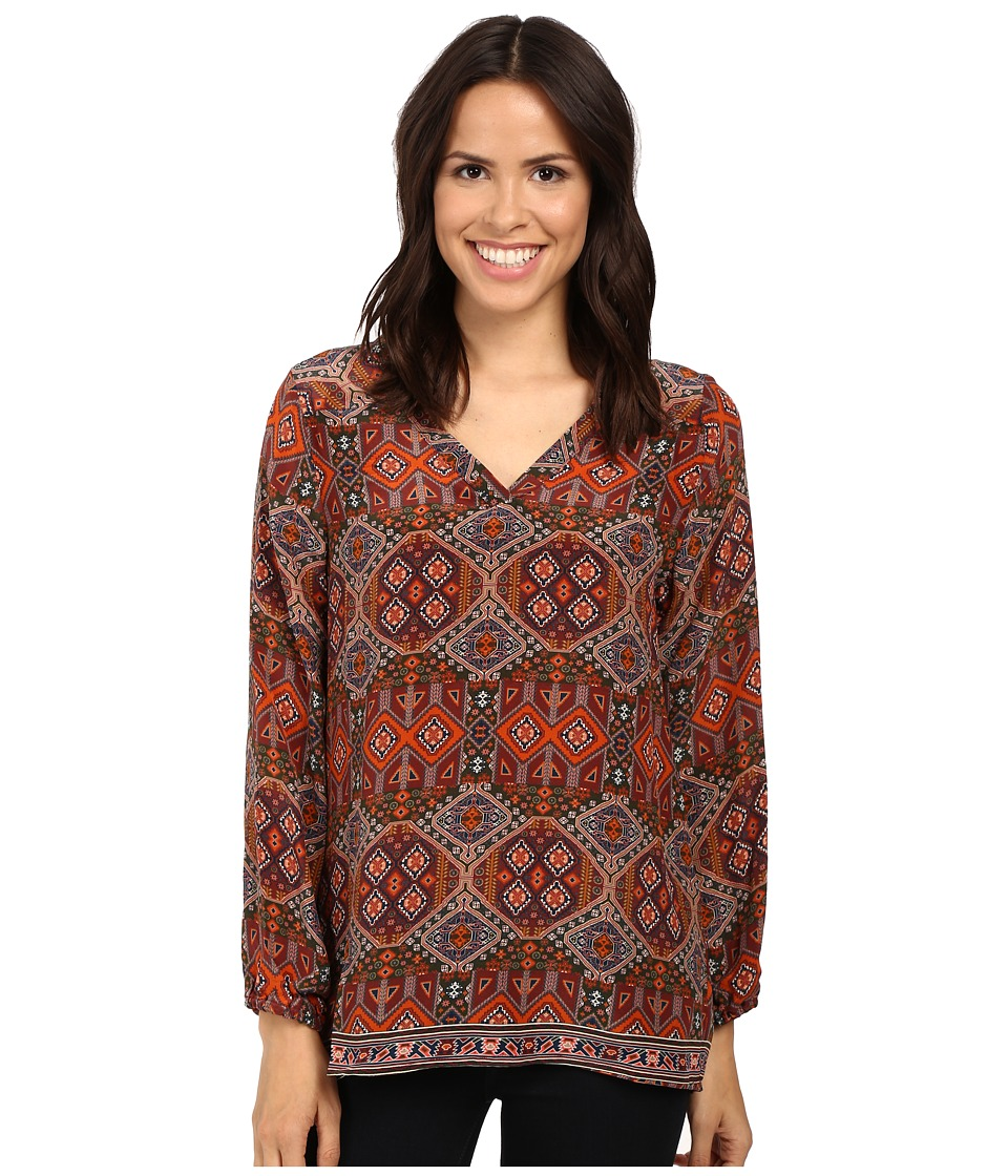 Tolani - Piper Top (Spice) Women's Clothing