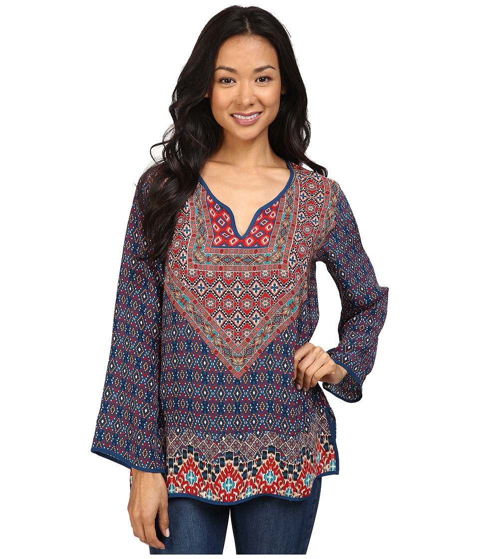 Tolani - Simone Top (Wisteria) Women's Clothing