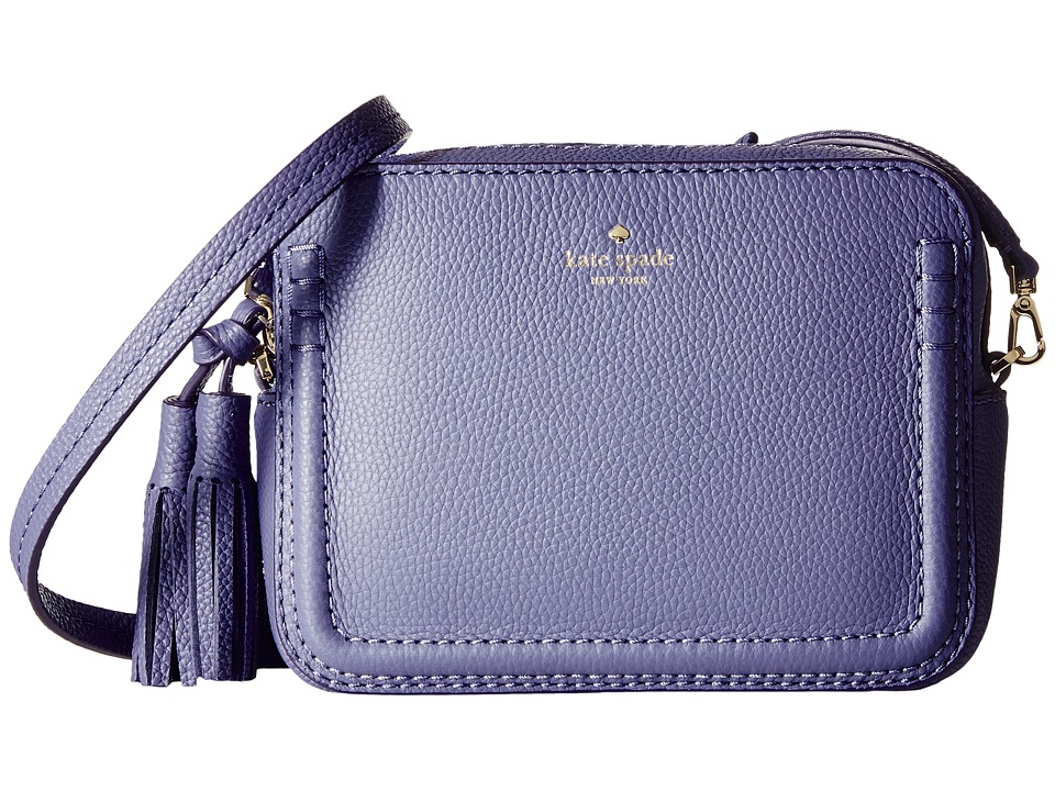 Kate Spade New York - Orchard Street Arla (Oyster Blue) Handbags