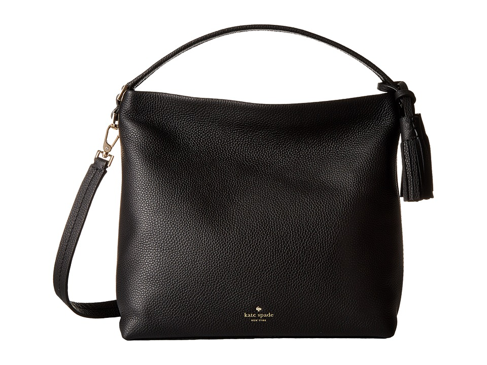 Kate Spade New York - Orchard Street Small Natalya (Black) Handbags