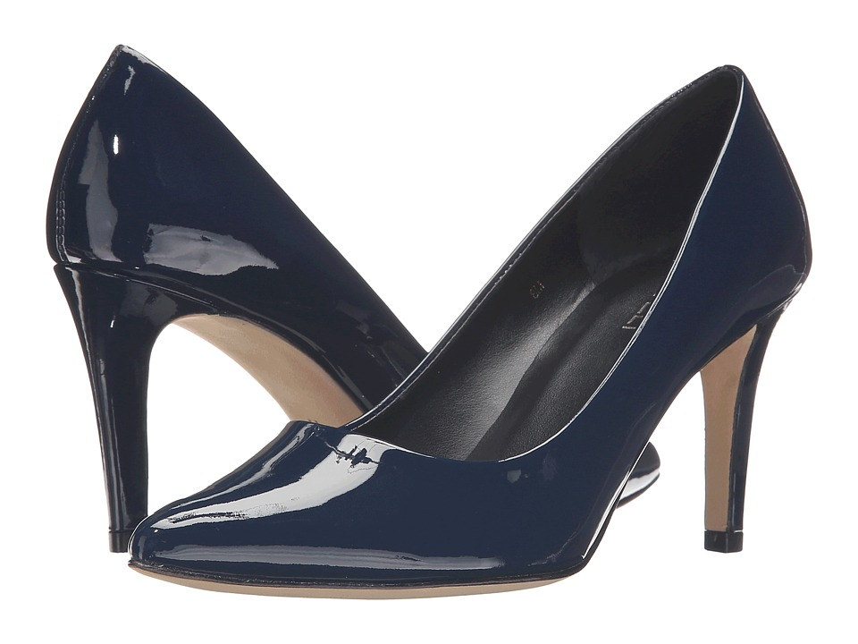 Vaneli - Stacey (Navy Patent) High Heels