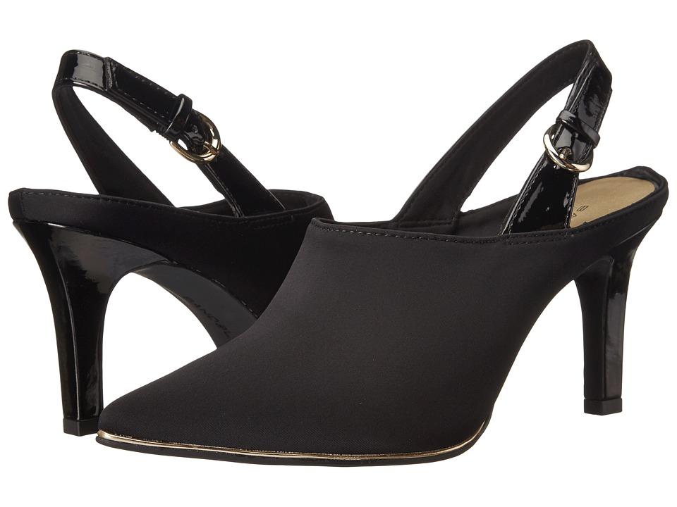 Bandolino - Ferissa (Black) Women's Shoes
