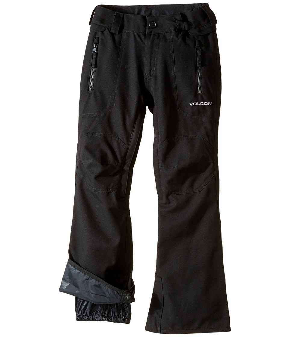 Volcom Kids - Datura Pants (Big Kids) (Black) Boy's Outerwear