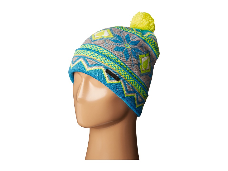 Volcom Kids - Strange Beanie (Little Kids/Big Kids) (Tennis Ball) Beanies