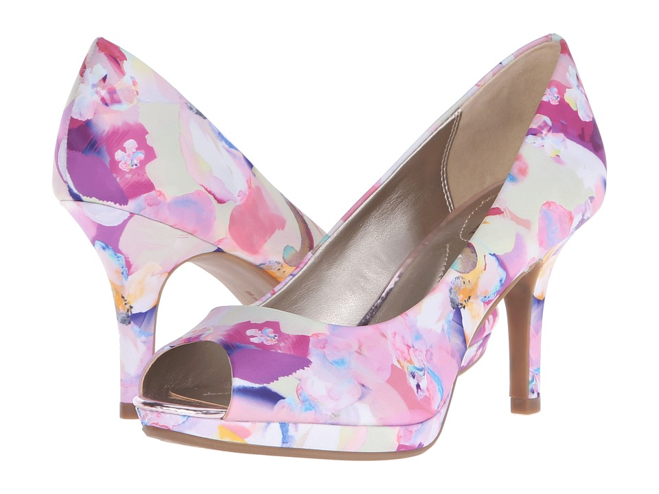 Bandolino - Supermodel (Pink Floral Multi) Women's Shoes