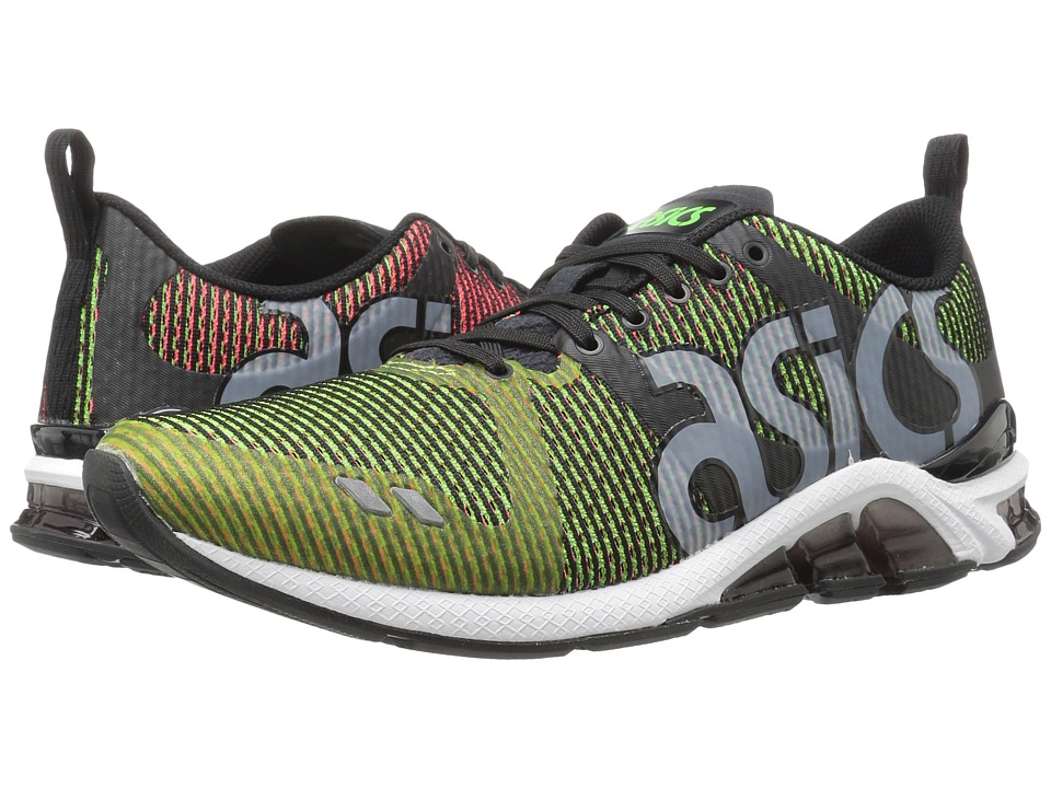 ASICS Tiger Gel-Lytetm One Eighty (Gecko Green/Guava) Shoes