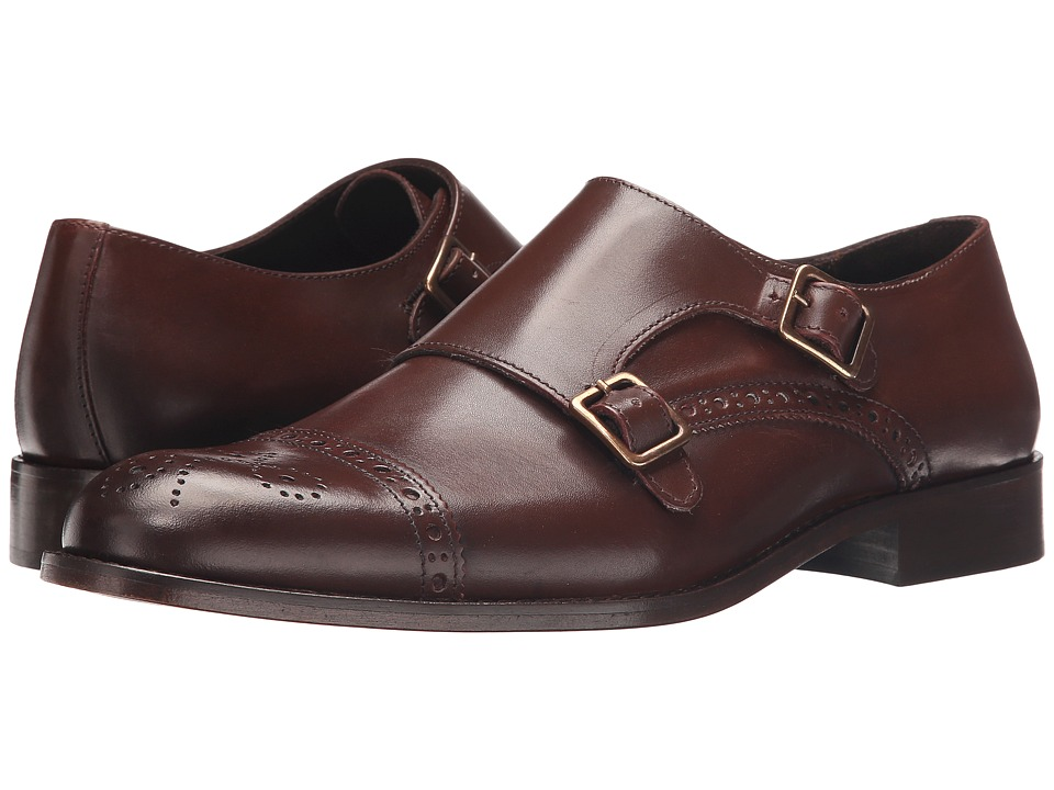 Bruno Magli - Alfanzo (Brandy) Men's Shoes