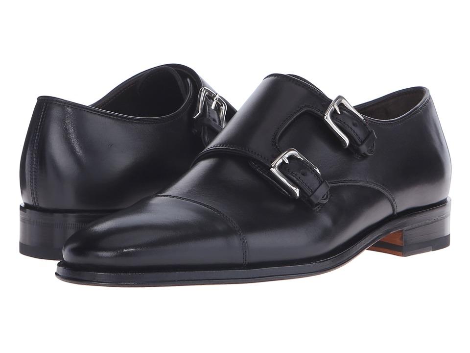 Bruno Magli - Wesley (Black) Men's Shoes