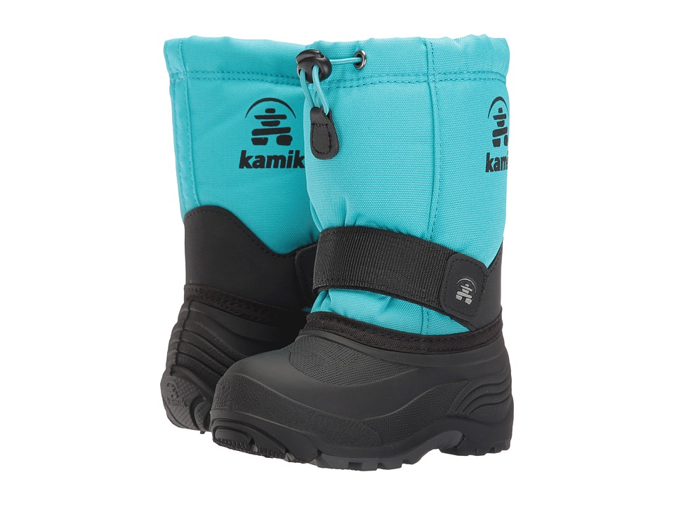 Kamik Kids - Rocket (Toddler/Little Kid/Big Kid) (Teal) Kids Shoes