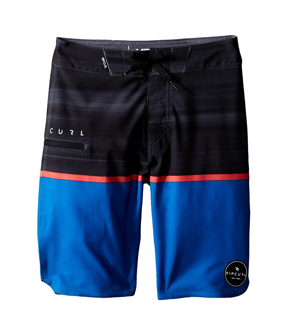 Rip Curl Kids - Mirage Split Boardshorts (Big Kids) (Royal) Boy's Swimwear