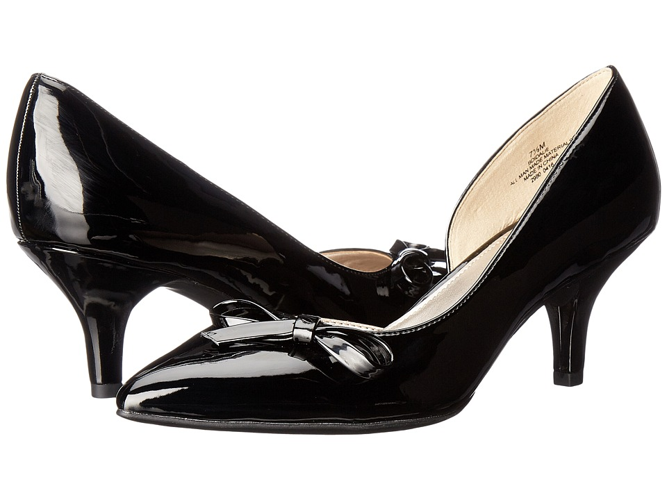 Bandolino - Idalie (Black) Women's Shoes