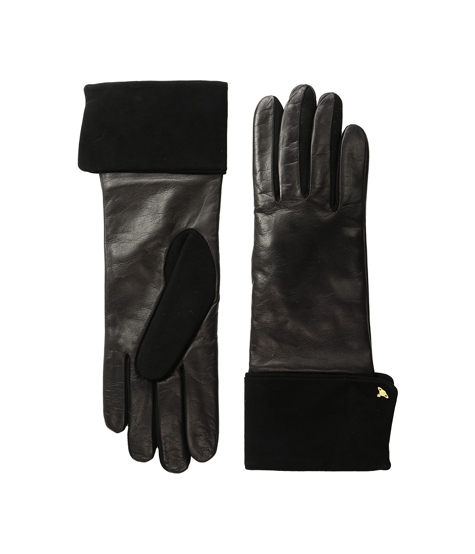 Vivienne Westwood - Diamond Gloves (Black) Extreme Cold Weather Gloves