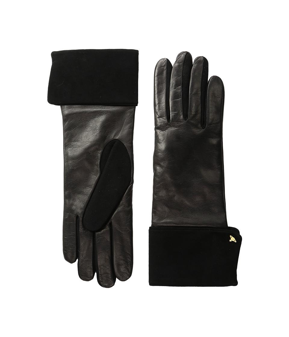 Vivienne Westwood - Diamond Gloves (Black) Extreme Cold Weather Gloves