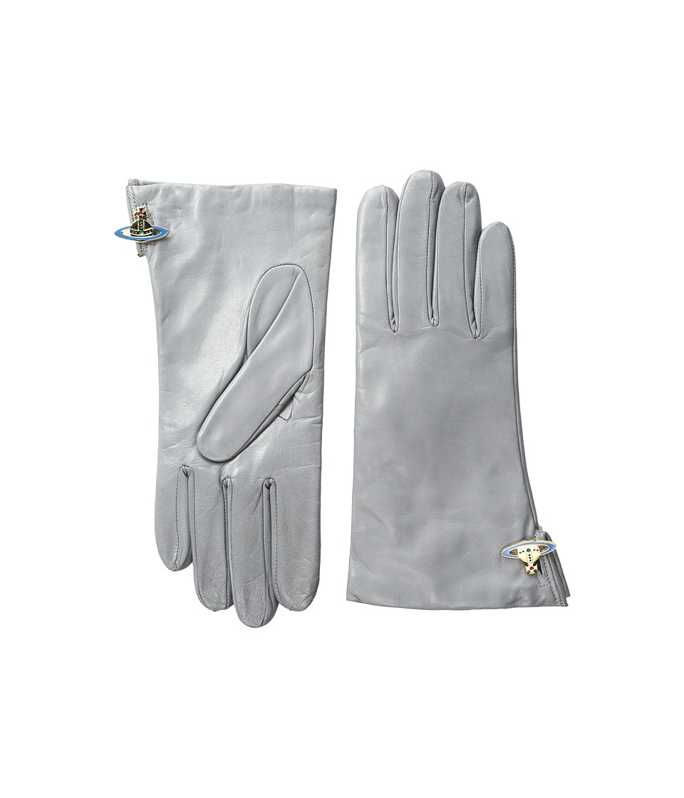 Vivienne Westwood - Veronica Gloves (Grey) Extreme Cold Weather Gloves