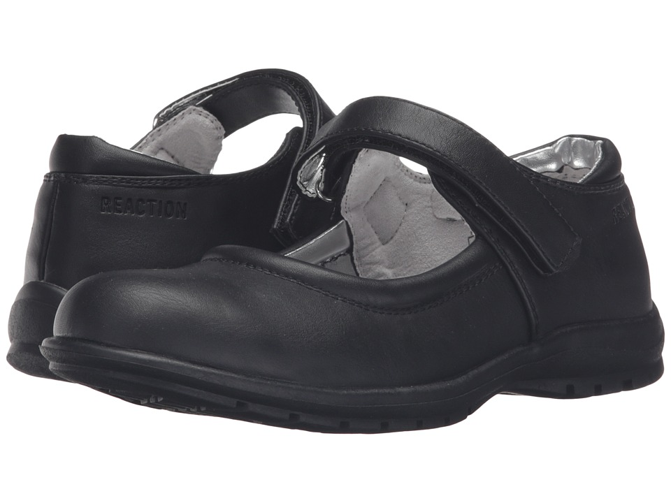 Kenneth Cole Reaction Kids - Dolly School (Little Kid/Big Kid) (Black) Girl's Shoes