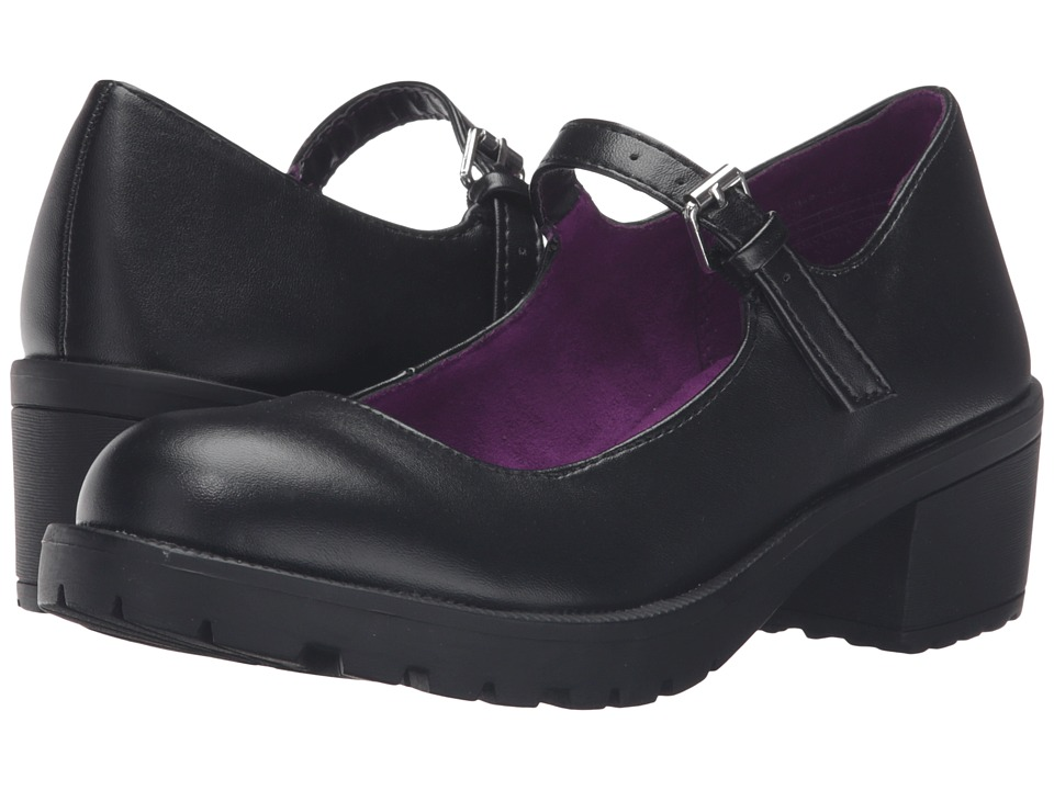 Kenneth Cole Reaction Kids - Mod Mary Jane (Little Kid/Big Kid) (Black) Girls Shoes