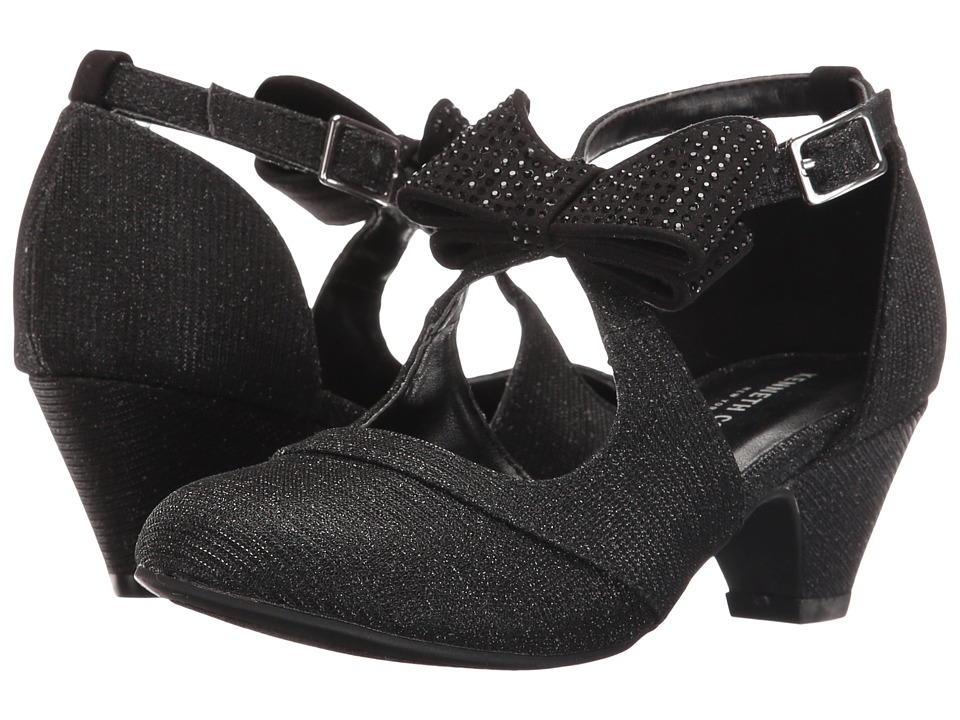 Kenneth Cole Reaction Kids - Dorothy Gala (Little Kid/Big Kid) (Black) Girl's Shoes