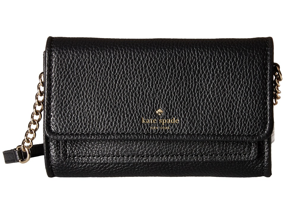 Kate Spade New York - Cobble Hill Gracie (Black) Wallet
