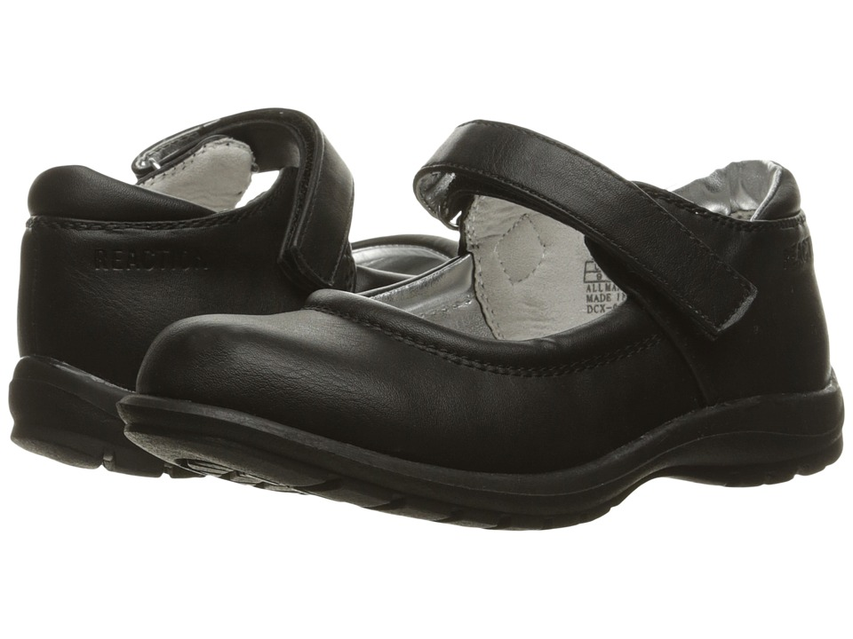 Kenneth Cole Reaction Kids - Dolly School 2 (Toddler/Little Kid) (Black) Girl's Shoes
