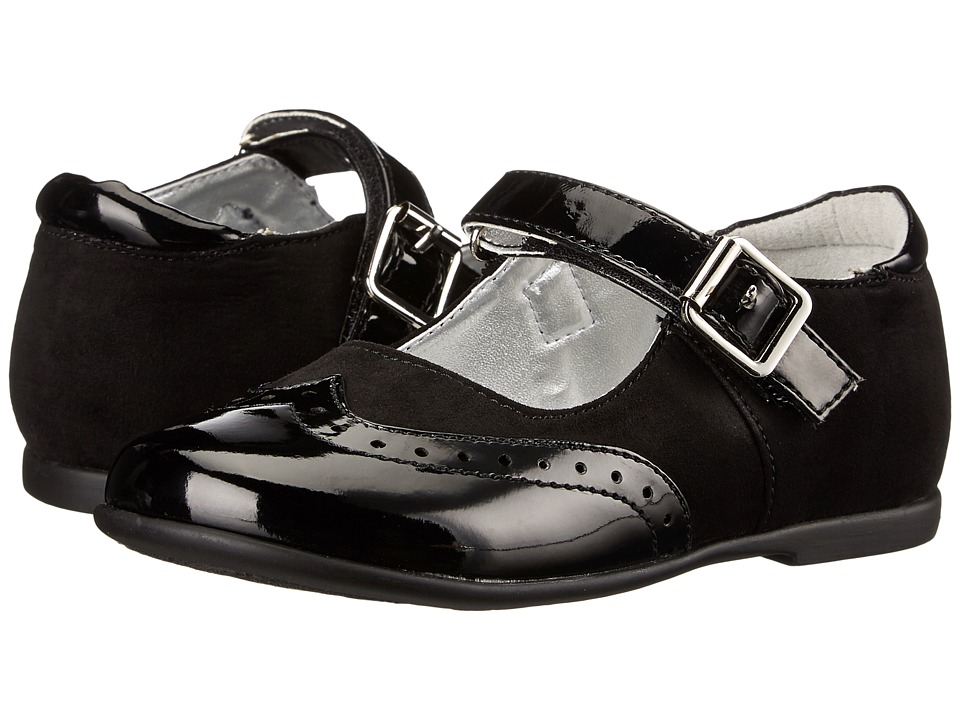 Kenneth Cole Reaction Kids - Kitty Wing 2 (Toddler/Little Kid) (Black) Girl's Shoes