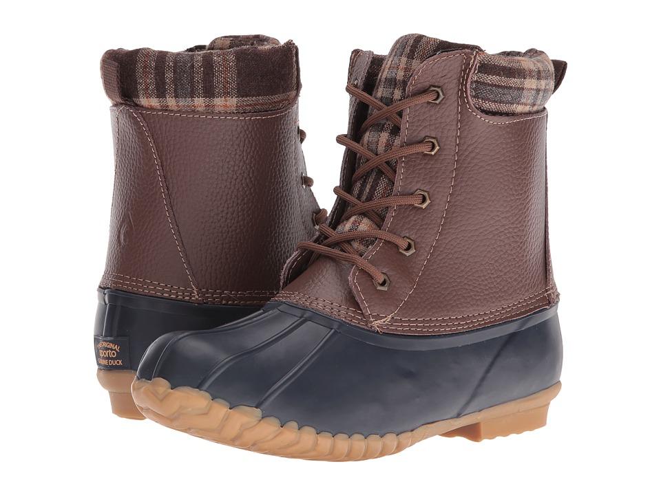Sporto - Ashley (Brown) Women's Shoes