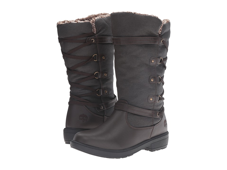 Totes - Kim (Brown) Women's Boots
