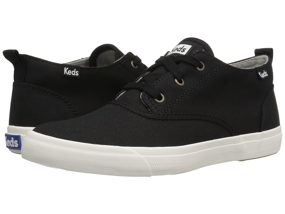 Keds - Triumph Mid (Black) Women's Shoes
