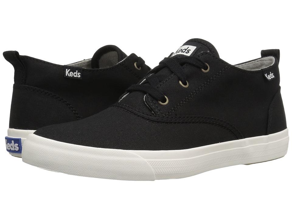 Keds - Triumph Mid (Black) Women's Shoes