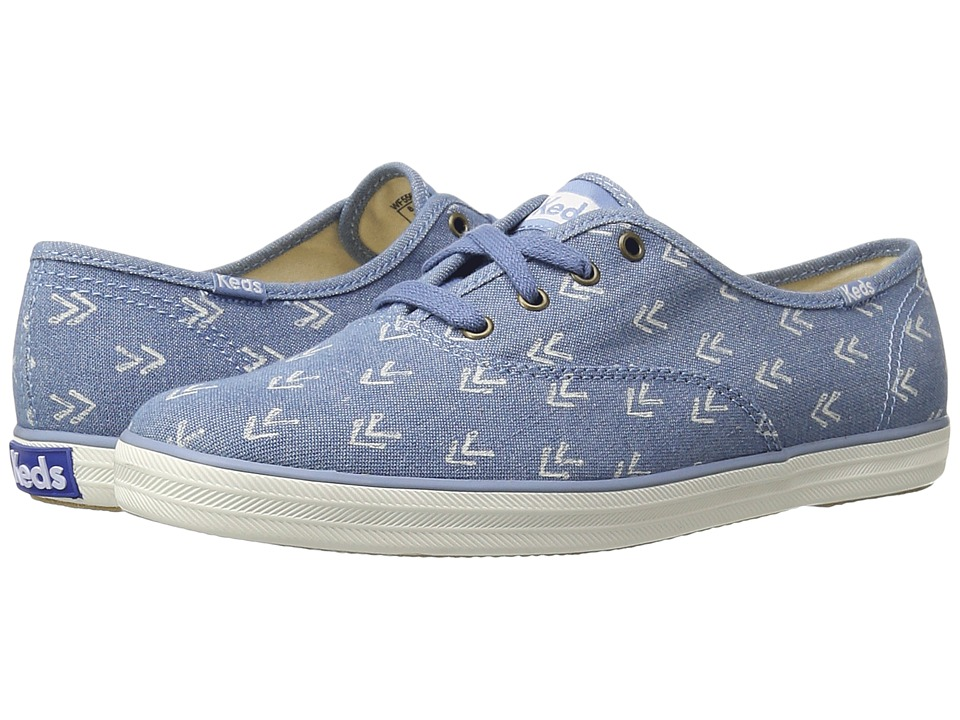 Keds Champion Arrow (Blue) Women