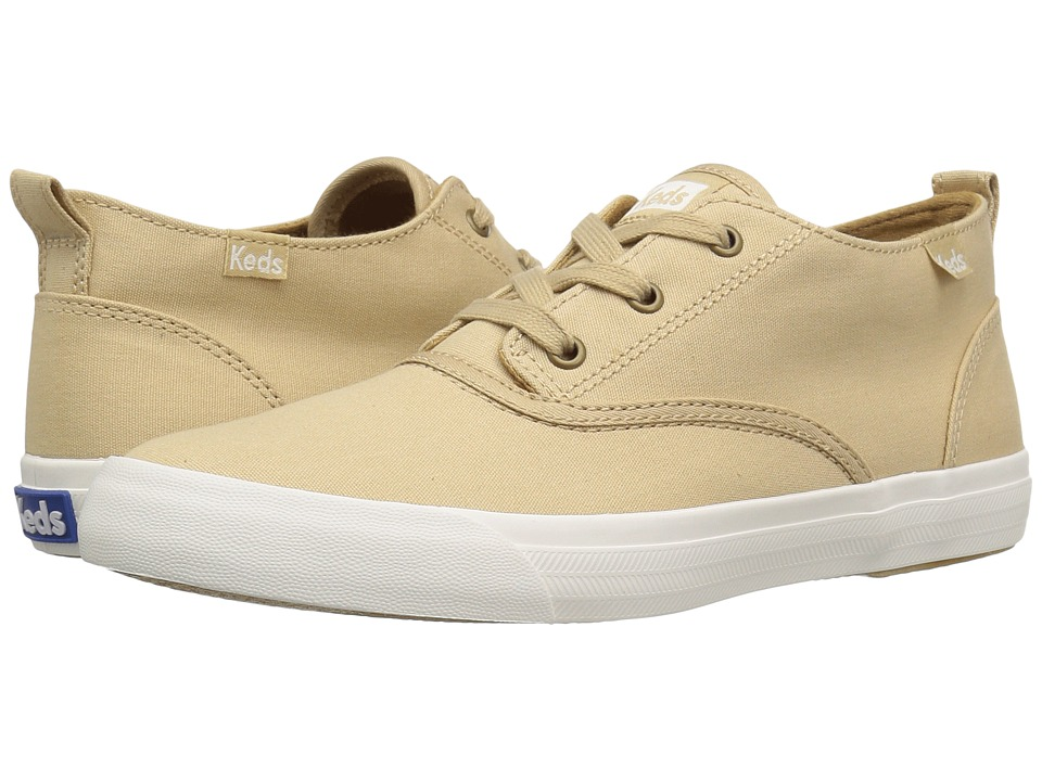 Keds - Triumph Mid (Tan) Women's Shoes