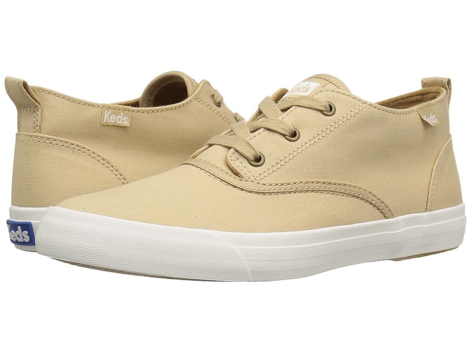 Keds - Triumph Mid (Tan) Women's Shoes
